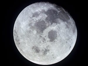 Top 10 Largest Planetary Moons - Moon, Earth