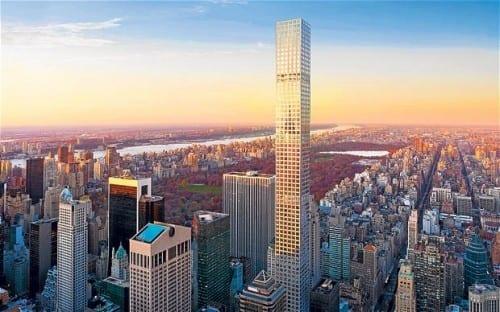 Top 10 Tallest Buildings 2020 - 432 Park Avenue