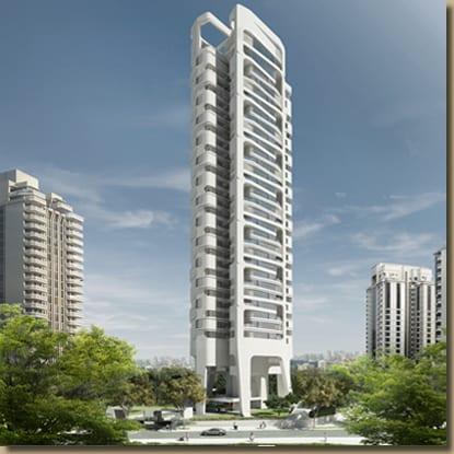 Luxurious condo living room contemporary living room toronto - Luxury Apartment Condos Bangkok Projects Amp Construction