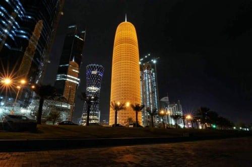 Top 10 Tallest Buildings 2020 - Burj Doha