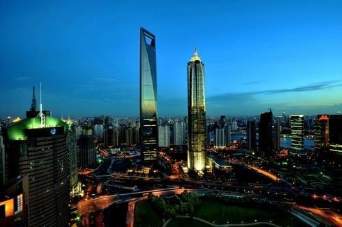 Top 10 Tallest Buildings 2020 -  Shanghai World Financial Center