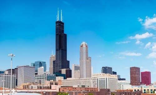 Top 10 Tallest Buildings 2020 - Willis Tower