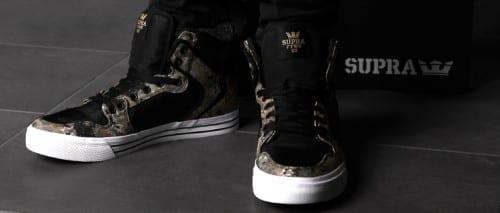 4. SUPRA - Most Popular Shoe Brands 2019