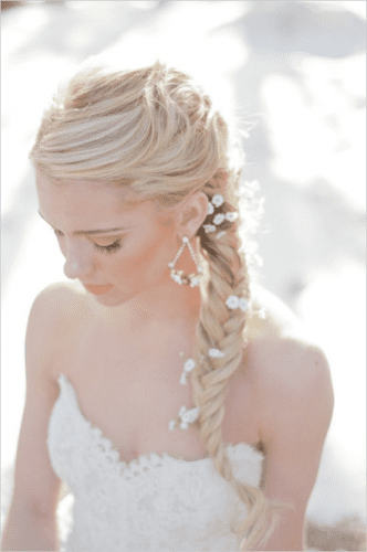 6 embellished braid