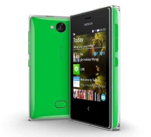 Best 3G Supported Smartphones 2020 - Asha 503