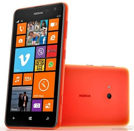 Best 3G Supported Smartphones 2020 - Nokia Lumia 525