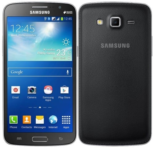 Best 3G Supported Smartphones 2020 - Samsung Galaxy Grand 2