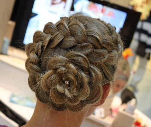 Best Bridal Hairstyles For Women 2014 - 5