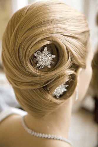 Best Bridal Hairstyles For Women in 2014