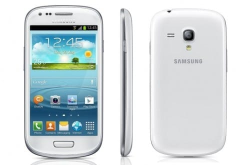 Best Deals Available On Amazon -  Samsung GT-i8190 Galaxy S3 Mini White
