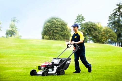 Best Small Business Ideas 2018 - Grass Cutting