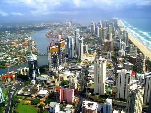 Honeymoon Destinations In Australia - Gold Coast (Queensland)