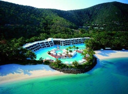 Honeymoon Destinations In Australia - Hayman Island (Whitsundays)