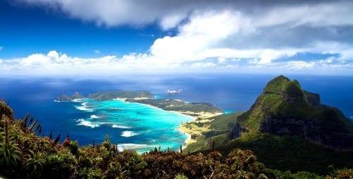 Honeymoon Destinations In Australia - Lord Howe Island (New South Wales)