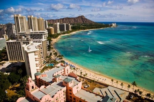 Honolulu, Hawaii - Happiest And Healthiest Cities In America