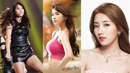 Hottest Female Kpop Idols 2018 - Bae Suzy