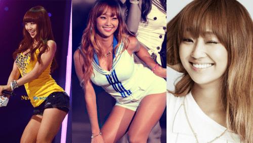 Hottest Female Kpop Idols 2014 -Hyorin