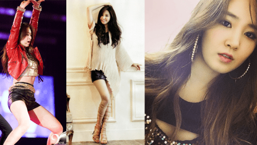 Hottest Female Kpop Idols 2018 -Kwon Yuri