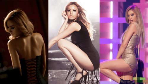 Hottest Female Kpop Idols 2014 - Nana