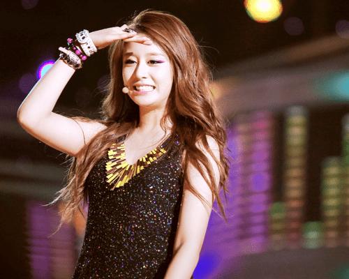 Hottest Female Kpop Idols 2014 -Park Ji-Yeon
