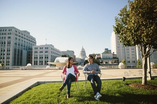 Madison, Wisconsin- Happiest And Healthiest Cities In America