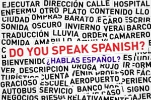 Most Popular Languages  - Spanish