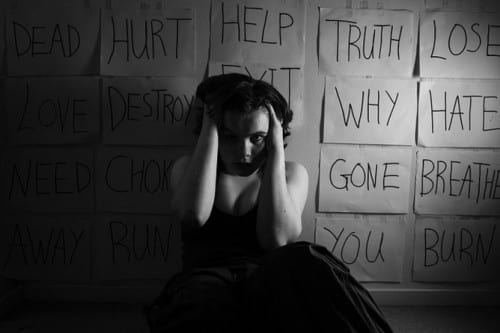 Reasons Why People Commit Suicide -  Depression