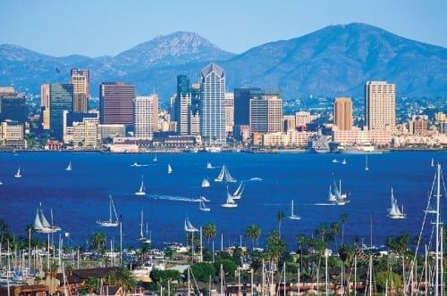 San Diego, California - Happiest And Healthiest Cities In America