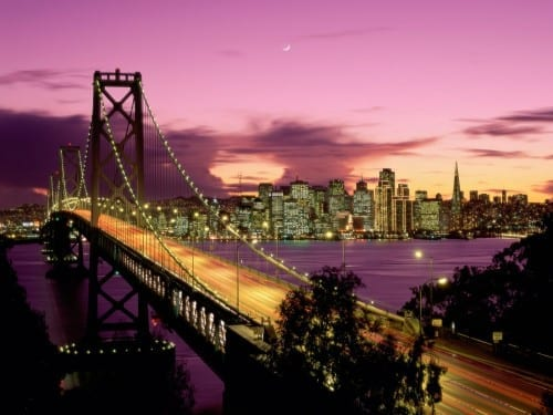San Francisco, California - Happiest And Healthiest Cities In America