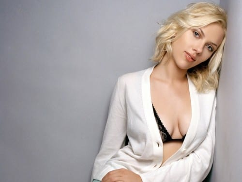 Sexy And Hot Hollywood Actresses 2018 - Scarlett Johansson