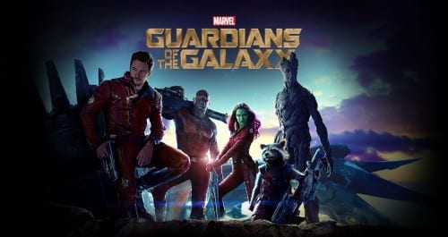 The Guardians of the Galaxy release date