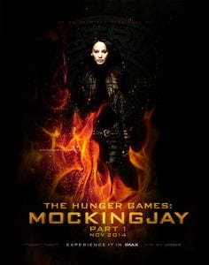 The Hunger Games - Mockingjay- Part 1 RELEASE DATE