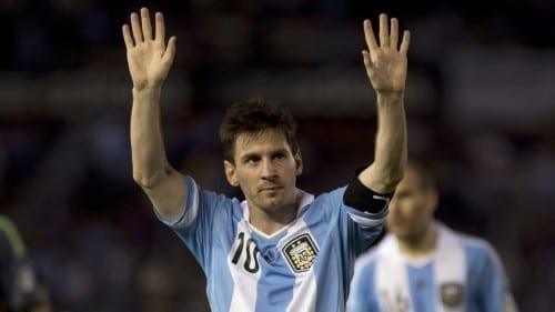 Top 10 Greatest Football Players - Lionel Messi