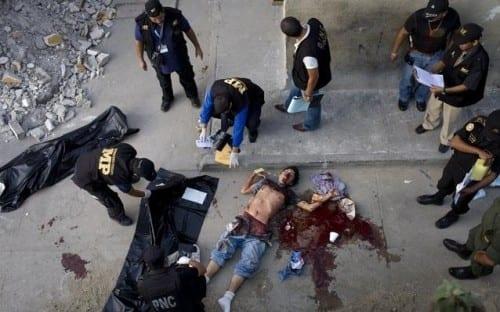 Top 10 Murder Cities In 2020 - 2020 - Guatemala City, Guatemala
