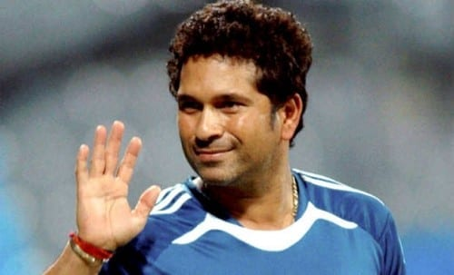 Top 10 Richest Cricketers In 2019 - 2. Sachin Tendulkar
