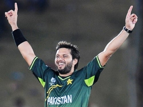 Top 10 Richest Cricketers In 2018 - 3. Shahid Afridi
