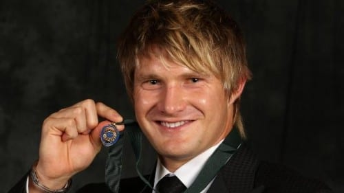 Top 10 Richest Cricketers In 2018 - 4. Shane Watson