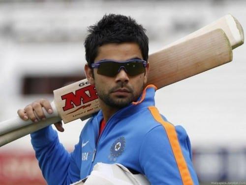 Top 10 Richest Cricketers In 2018 - 5. Virat Kohli