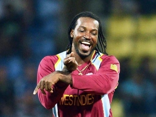 Top 10 Richest Cricketers In 2018 - 6. Chris Gayle