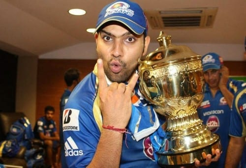 Top 10 Richest Cricketers In 2018 - 9. Rohit Sharma