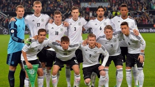 Top 10 fav Teams In Fifa World Cup 2014 - Germany