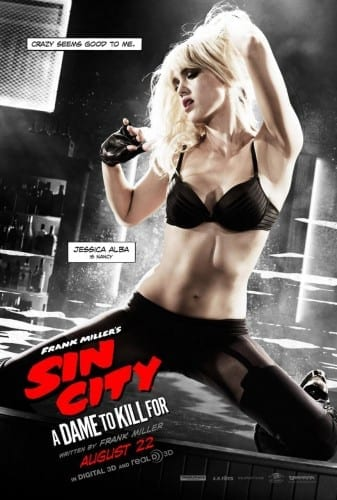 Upcoming Hollywood Movies 2020 - Sin City - A Dame to Kill For