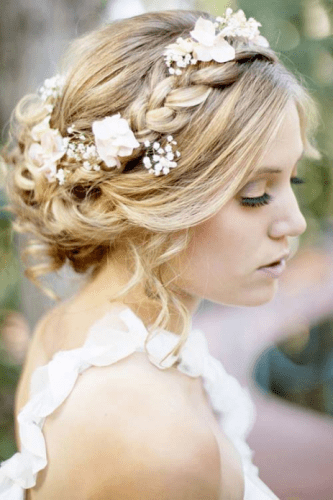 beautifult Bridal Hairstyles For Women 2018