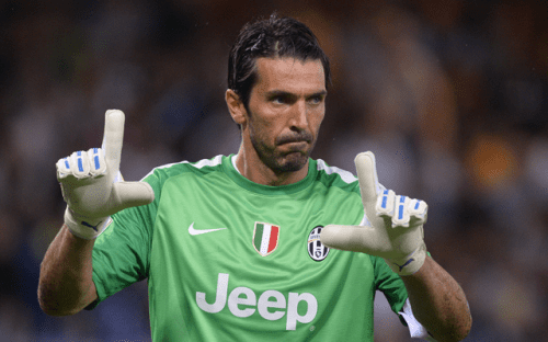 2. Gianluigi Buffon