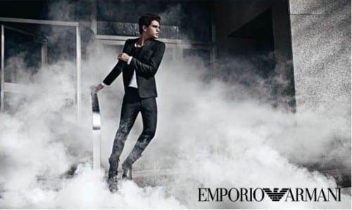 Armani Fashion Brand 2020