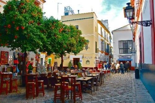 Barrio Santa Cruz - Coolest Places To Visit In Seville