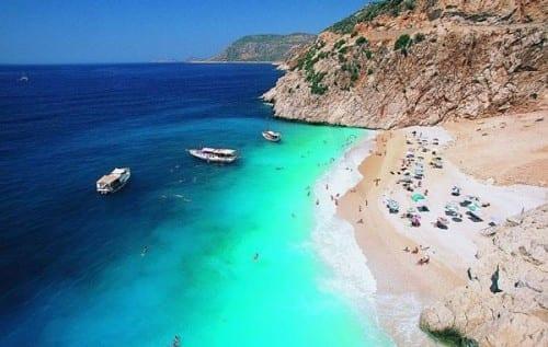 Beautiful Patara Beach Turkey