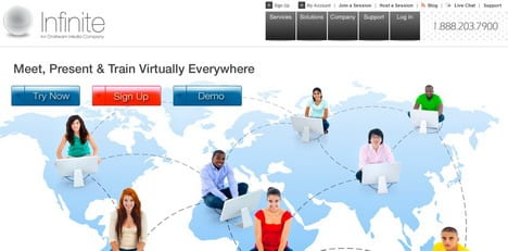 Best Conference Call Providers -  Infinite Conferencing