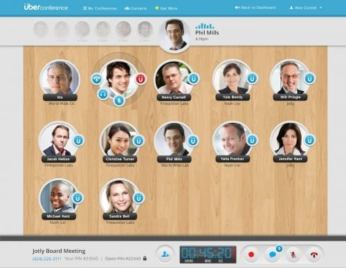 Best Conference Call Provider - UberConference