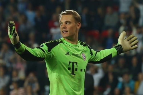 Best Football Goalkeeper Of 2014 - Manuel Neuer